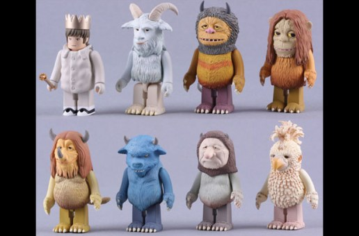 Where The Wild Things Are x Medicom Toy Kubrick Set