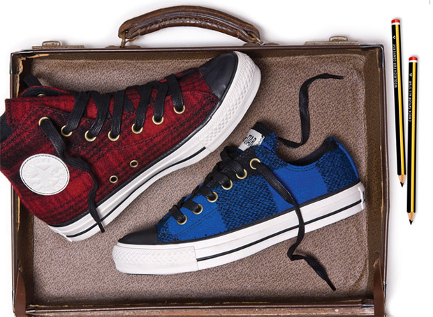 Woolrich x Converse Chuck Taylor All Star Collection