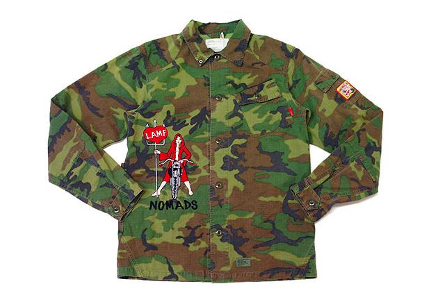 WTAPS LAMF Camouflage Jacket