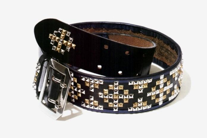 WTAPS x Wolf's Head Studded Belt