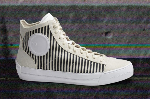 "Y-3 SS09 ""Stripes"" Hejarklack Hi"