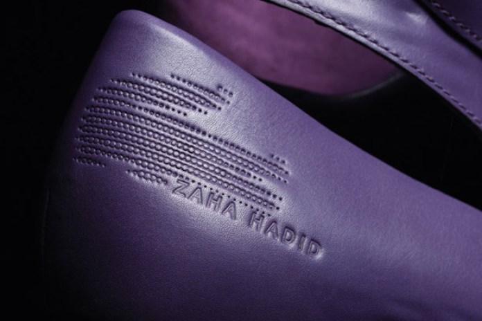 Zaha Hadid for Lacoste Footwear Further Look