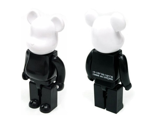 10 Corso Como Comme des Garcons 7th Anniversary Medicom Toy Bearbrick & Tee Set