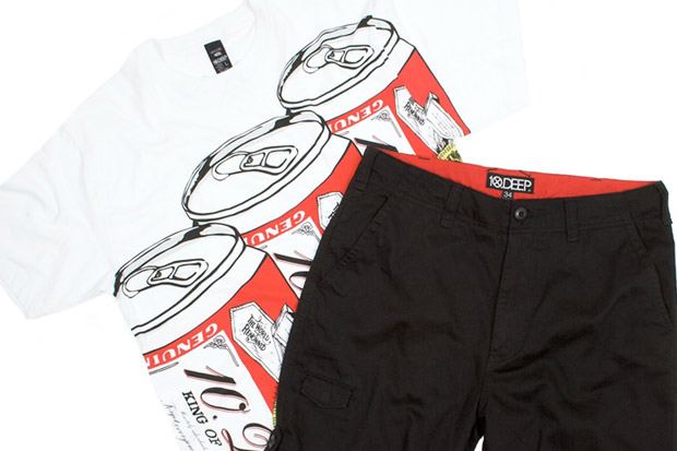 10.Deep 2009 Summer Collection