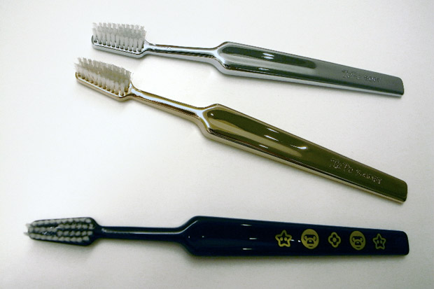 A Bathing Ape x TePe Toothbrush