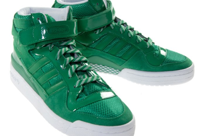 adidas 30th Anniversary Top Ten & Forum Mid Fairway Sneakers