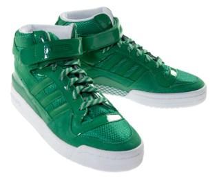 adidas 30th Anniversary Top Ten & Forum Mid Fairway Sneakers