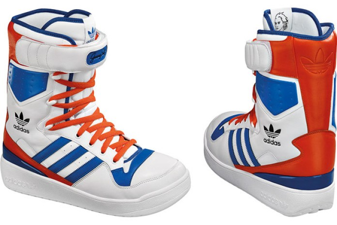 adidas Originals by Originals Jeremy Scott Snow Boots
