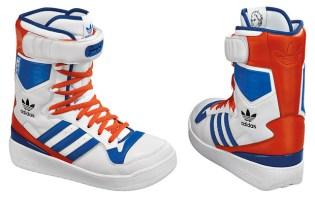 adidas Originals by Originals Jeremy Scott Snow Boots