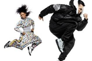 adidas Originals by Originals Jeremy Scott 2009 Fall/Winter Lookbook