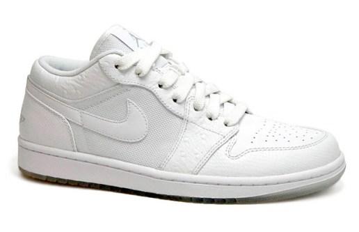 """Air Jordan I (1) Phat Low """"Ostrich Skin"""""""