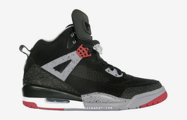 Jordan Spiz'ike Black/Cement Preview
