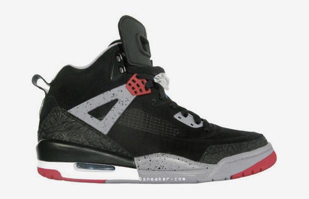 Jordan Spiz'ike Black/Cement Preview