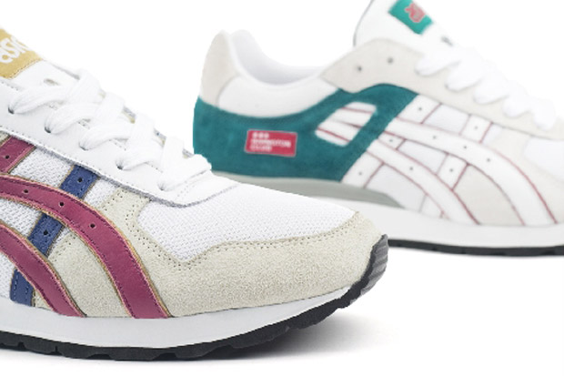 Alife Rivington Club x Asics 2009 Summer Preview