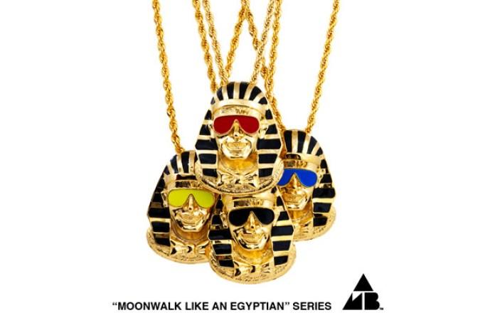 """AMBUSH® """"Moonwalk Like an Egyptian"""" Series"""