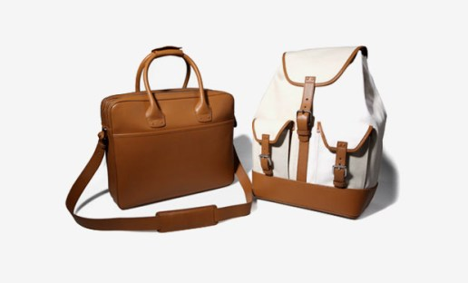 Andrew Harper x Dunhill Travel Collection