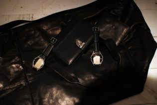 Ann Demeulemeester 2009 Fall/Winter Footwear | Accessories Collection June Release