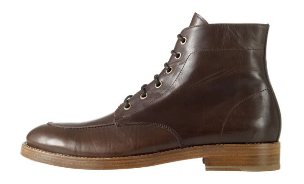 A.P.C. 2009 Fall/Winter Boot Preview