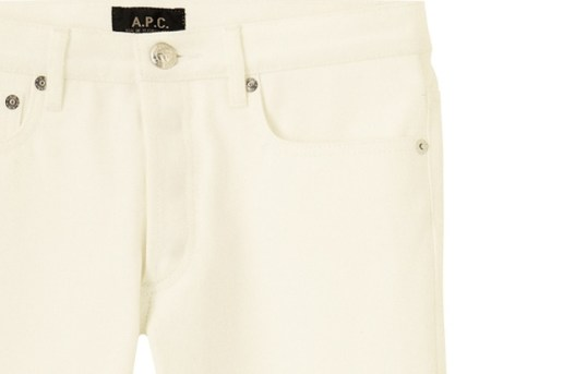 A.P.C. Petit Standard Off White Denim