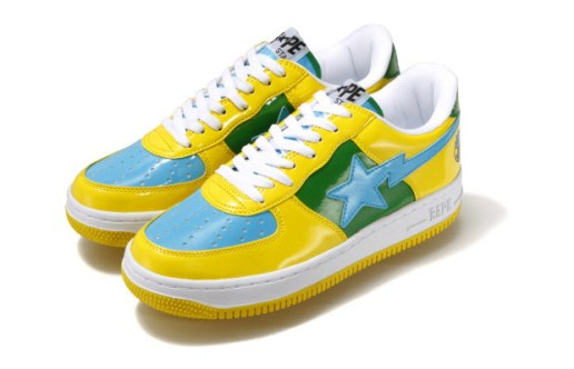 A Bathing Ape Bapesta X - A Closer Look