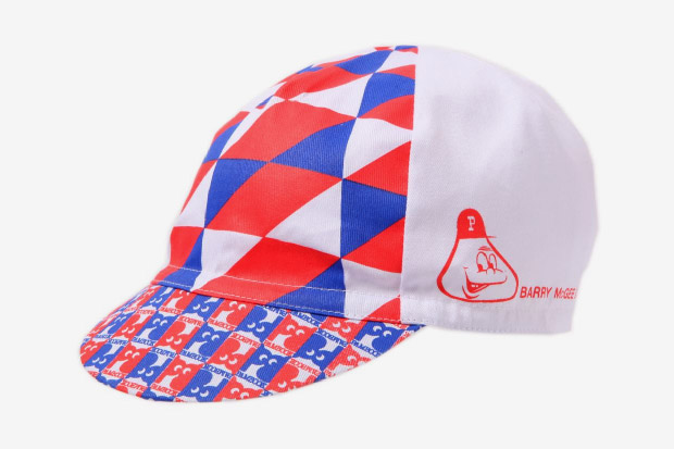 Barry McGee x PAM Cycling Cap
