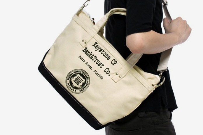 Beams x Keystone Canvas Product 2Way Tote Bag