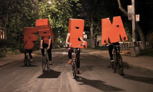 2009 Bicycle Film Festival Trailer
