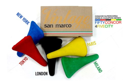 Bicycle Film Festival x San Marco Concor Supercorsa Saddles