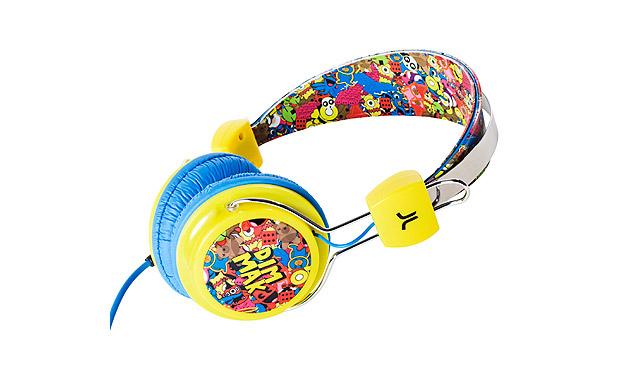 Bloody Beetroots, Dim Mak, Cassius, Glimmers x WeSC Artist Series Headphones