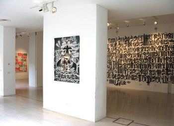 "Chaz Bojorquez and Retna ""Follow the Line"" Exhibition Recap"