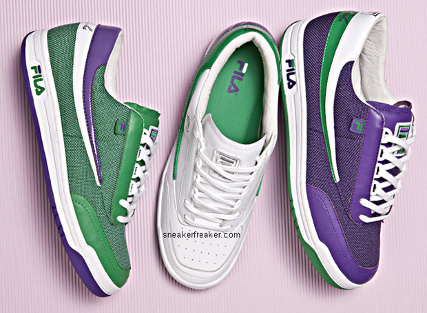 Classic Kicks x FILA Original Tennis