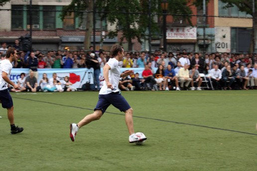 Steve Nash & Claudio Reyna Present 2nd Annual Showdown in Chinatown