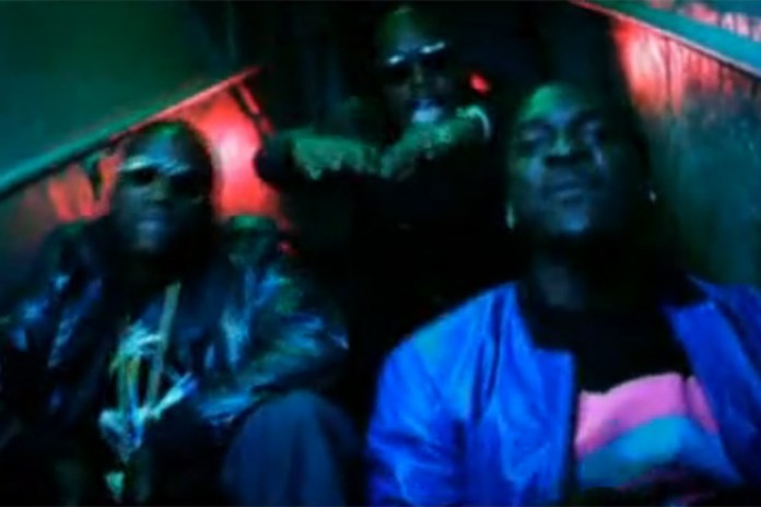 Clipse feat. Kanye West - Kinda Like a Big Deal (Video)
