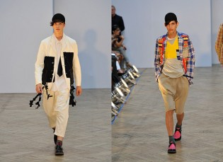 COMME des GARCONS 2010 Spring RTW Collection