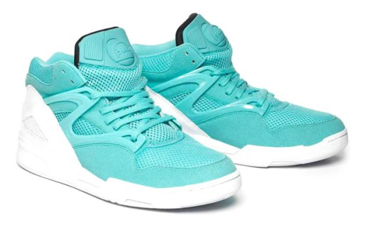 Commonwealth x Reebok Pump Omni Lite - Sea Foam Colorway