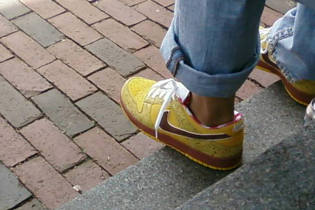 Concepts x Nike SB Yellow Lobster Dunk Preview