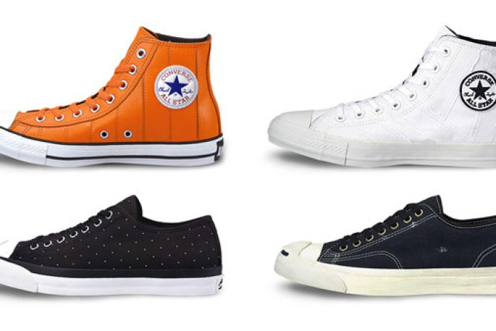 Converse Japan 2009 July Releases