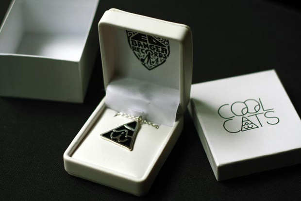 Cool Cats Necklaces by CEMENT