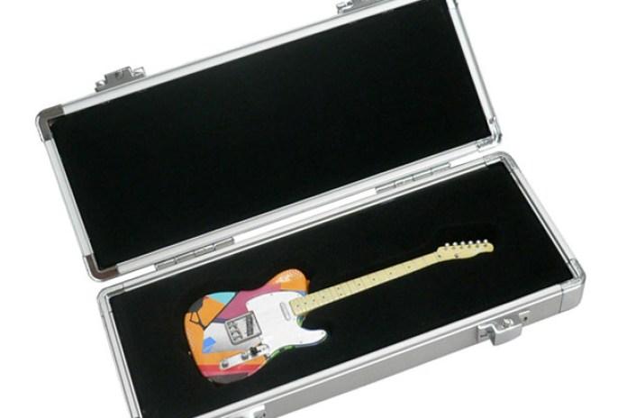 CRASHONE x F-TOYS x Fender Telecaster Vol. 2