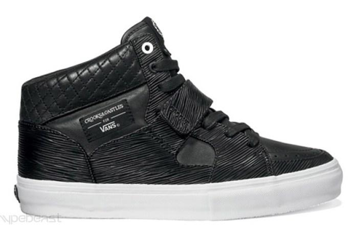 Crooks & Castles x Vans Moda Hi Sneakers