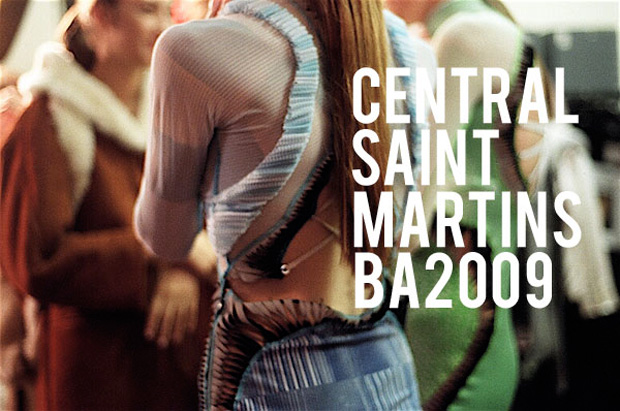Dazed Digital: Central Saint Martins 2009 BA Show Interviews