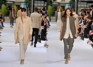 Dior Homme 2010 Spring RTW Collection