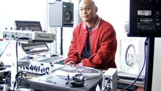 DJ Neil Armstrong Interview on MTV