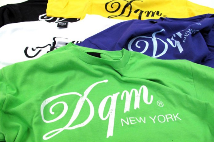 DQM 2009 Summer T-Shirt Collection