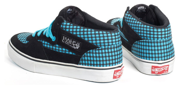 "DQM / HUF / KICKS/HI x Vans ""3 Feet High"" Half-Cab Further Look"