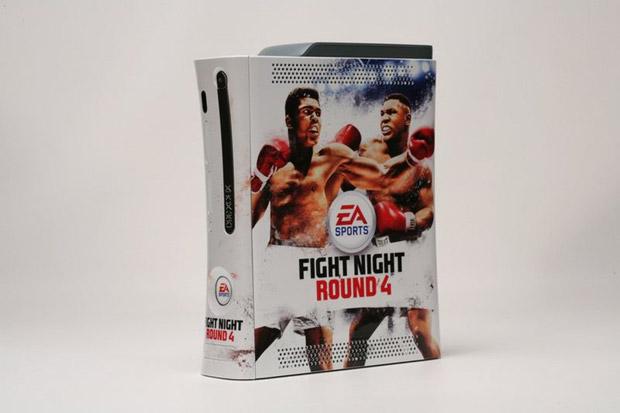 EA Sports Fight Night Round 4 x XBOX 360