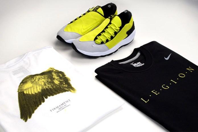 Firmament x Nike Sportswear Legion & Wing III Tees