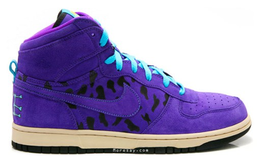 "The Flintstones Nike ""Dino"" Big High"