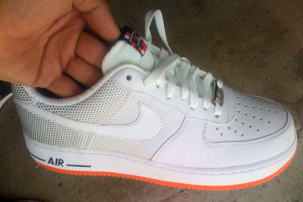 Futura x Nike Air Force 1 2010 Spring Collection