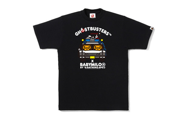 Ghostbusters x A Bathing Ape NY & LA T-Shirts